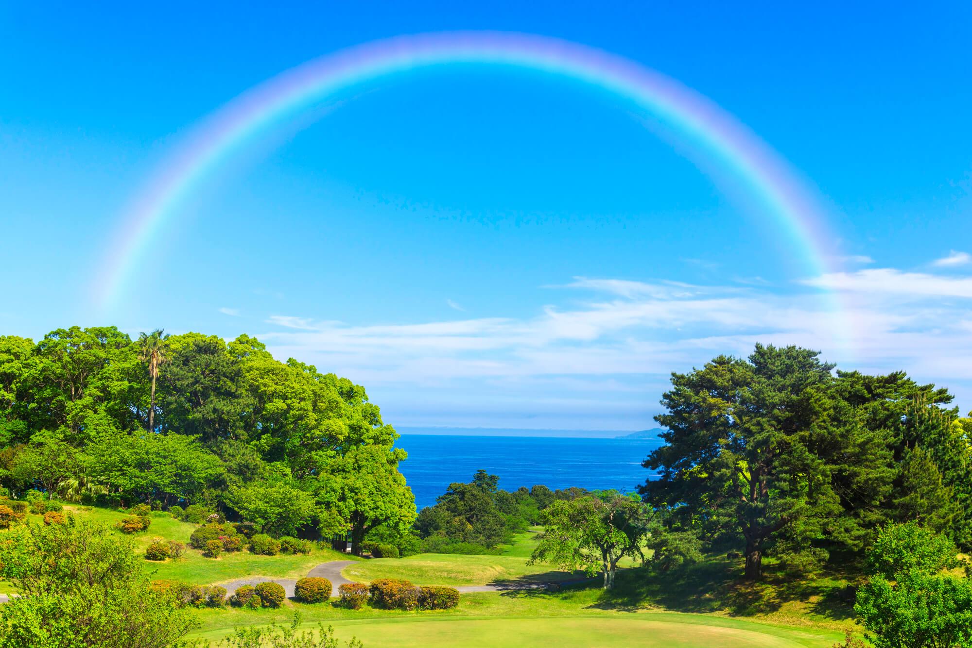 虹が持つスピリチュアルな意味とは?7色の意味は?二重の虹は?