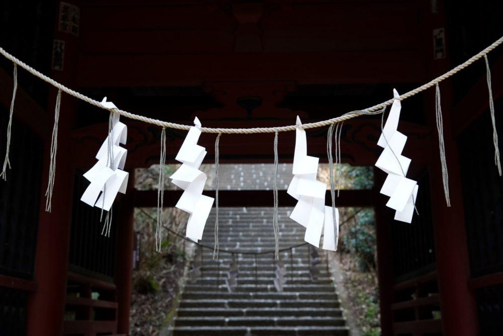 紙垂とは?意味や由来、作り方などをご紹介!